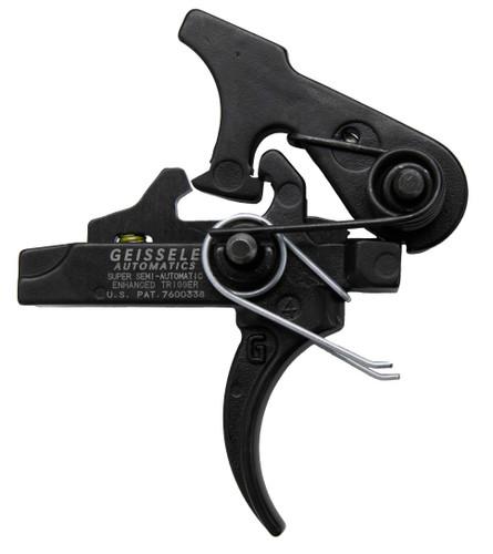 Geissele Super Semi-Automatic Enhanced (SSA-E) AR Trigger (05-160)
