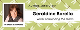 The Opposite of Disappearing: Author Interview with Geraldine Borella