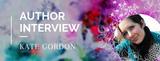 Author Interview: Kate Gordon