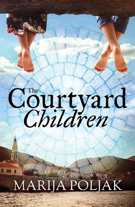 The Courtyard Children by Marija Poljak