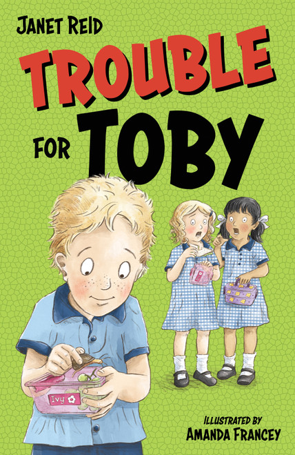 Trouble for Toby