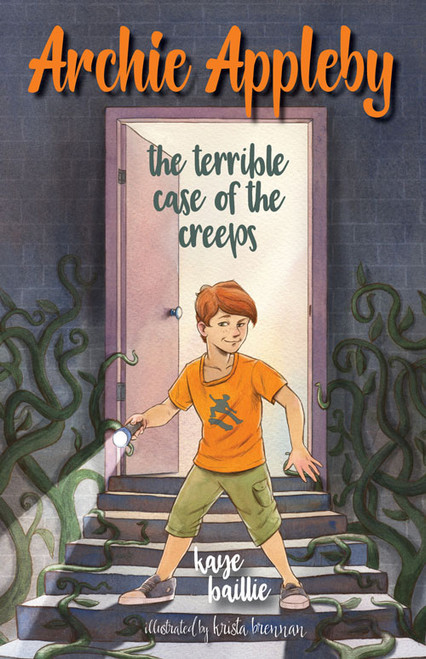 Archie Appleby by Kaye Baillie. A fun story of spooks.