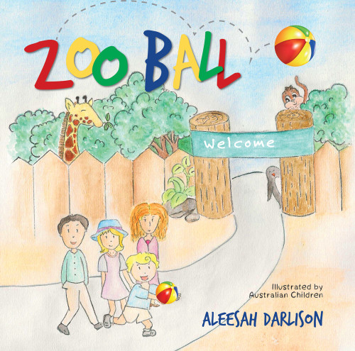 Zoo Ball by Aleesah Darlison