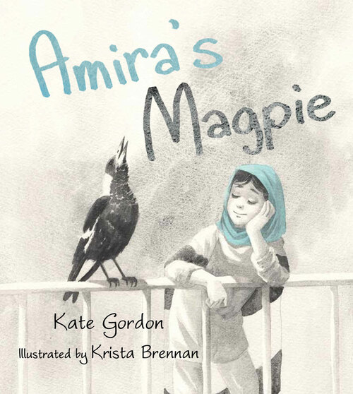 Amira's Magpie is a story of friendship, family and escape; of bravery and resilience in the face of hardship. It is the story of hope we find in small happinesses, even when it seems like all hope is lost.