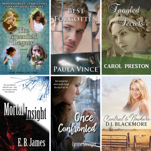 If you're looking for some adult fiction to read, check out this excellent book pack saver, filled with six great titles.