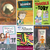 Middle and Junior Fiction Home Reading Pack! Special pack of six books at only $45.