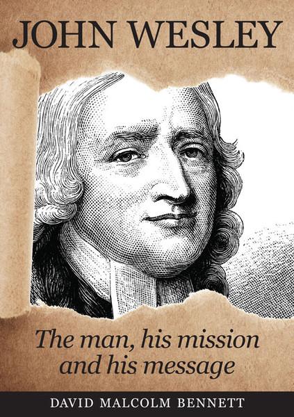 John Wesley by David Malcolm Bennett