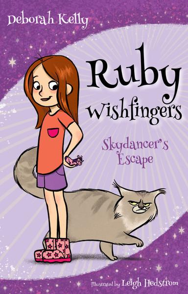 Ruby Wishfingers Skydancer's Escape