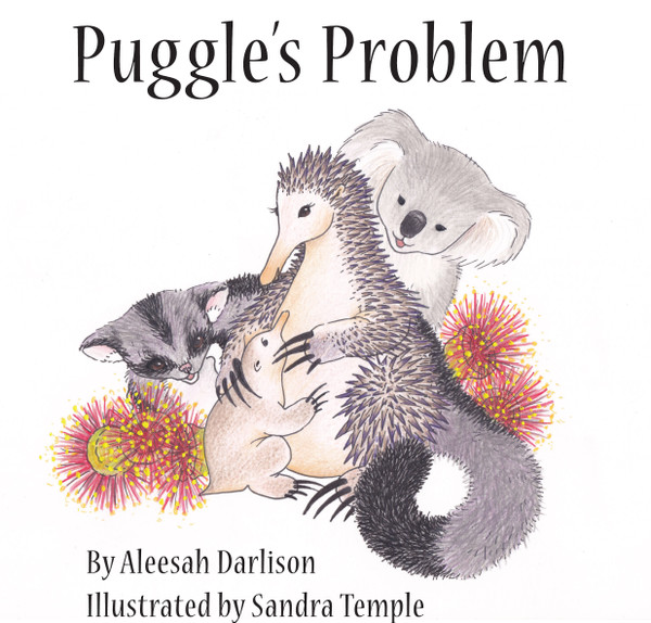 Puggle's Problem by Aleesah Darlison