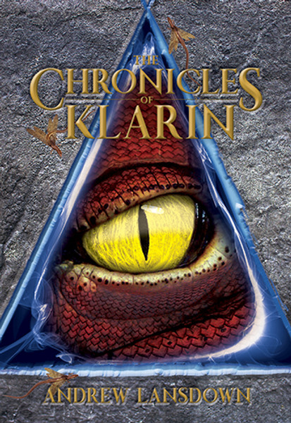 Chronicles of Klarin by Andrew Lansdown. The Chronicles of Klarin is a tale of the bonds that bring us together when terrors threaten to tear us apart. Readers of fantasy will be delighted through the books: With My Knife, Dragonfox and The Red Dragon.