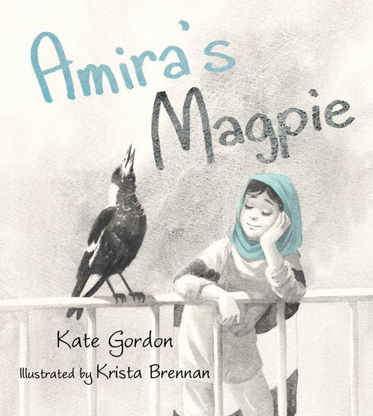 Amira's Magpie