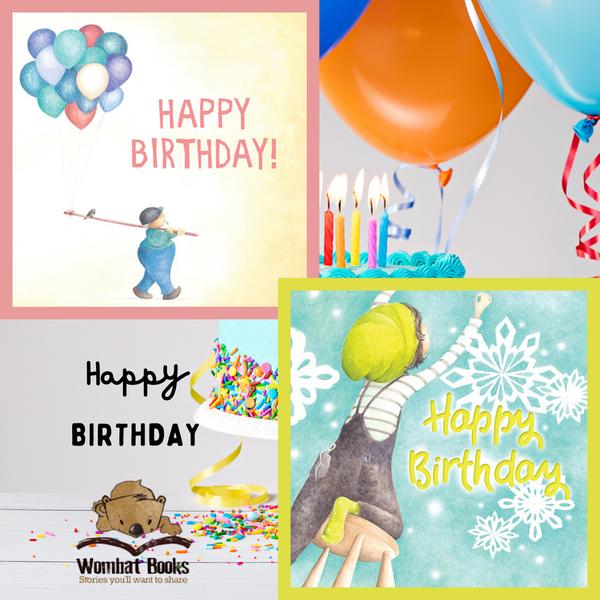 Birthday Gift Card Bundle