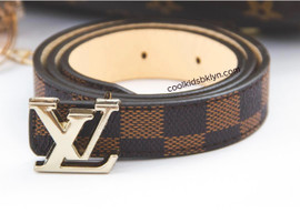 LEAVE AN IMPRESSION PU Leather children BELT (UNISEX)