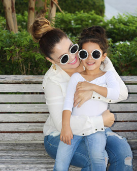 PAMELA LUXURY Sunglasses (TEEN-MOM)