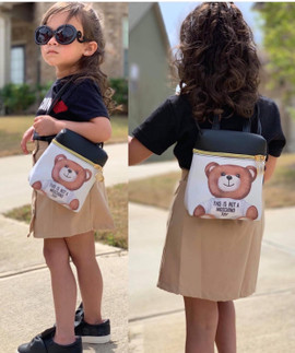 Beary Adorable Mini Backpack/Shoulder & Crossbody Bags