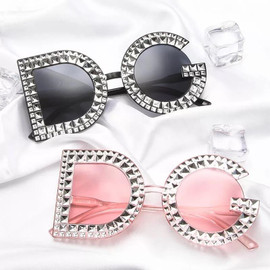 Oversized OH YEA New York FASHION SUNGLASSES(KIDS-TEEN)