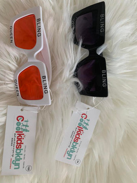 BLING QUEEN INSPIRED SUNGLASSES(TODDLER & KIDS)