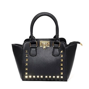COOL KIDS BROOKLYN-Little Girls Studded Purse Handbags for Toddler Kids  Mini Tote 50e605ad89c2d