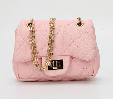 MINI COCO PURSE Crossbody Handbags in light-Pink