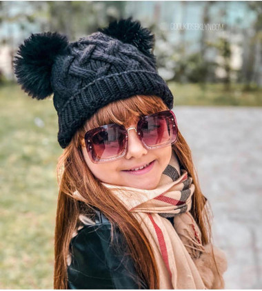 SQUARED MINI Shades (FOR TODDLERS & KIDS