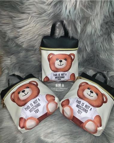 Beary Adorable Mini Backpack/Shoulder & Crossbody Bags