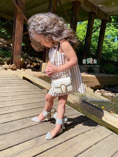 Mini chain Kairi crossbody purse