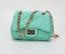 AVA Mini Crossbody Handbags In Mint green