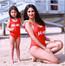 Mini me Liani one-piece swimsuit-Bae-Water