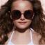 COLLETTE SUNGLASSES Fashion Round Kids Sunglasses