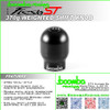 Fiesta ST Engraved OVAL 370 Weighted Shift Knob - V2