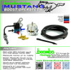 2015 + Ford Mustang Ecoboost Boost Operated Blow Off Valve