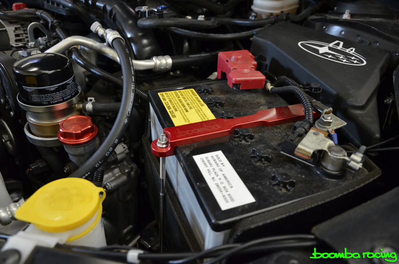 2015 + Subaru WRX Battery Holder / Tie Down