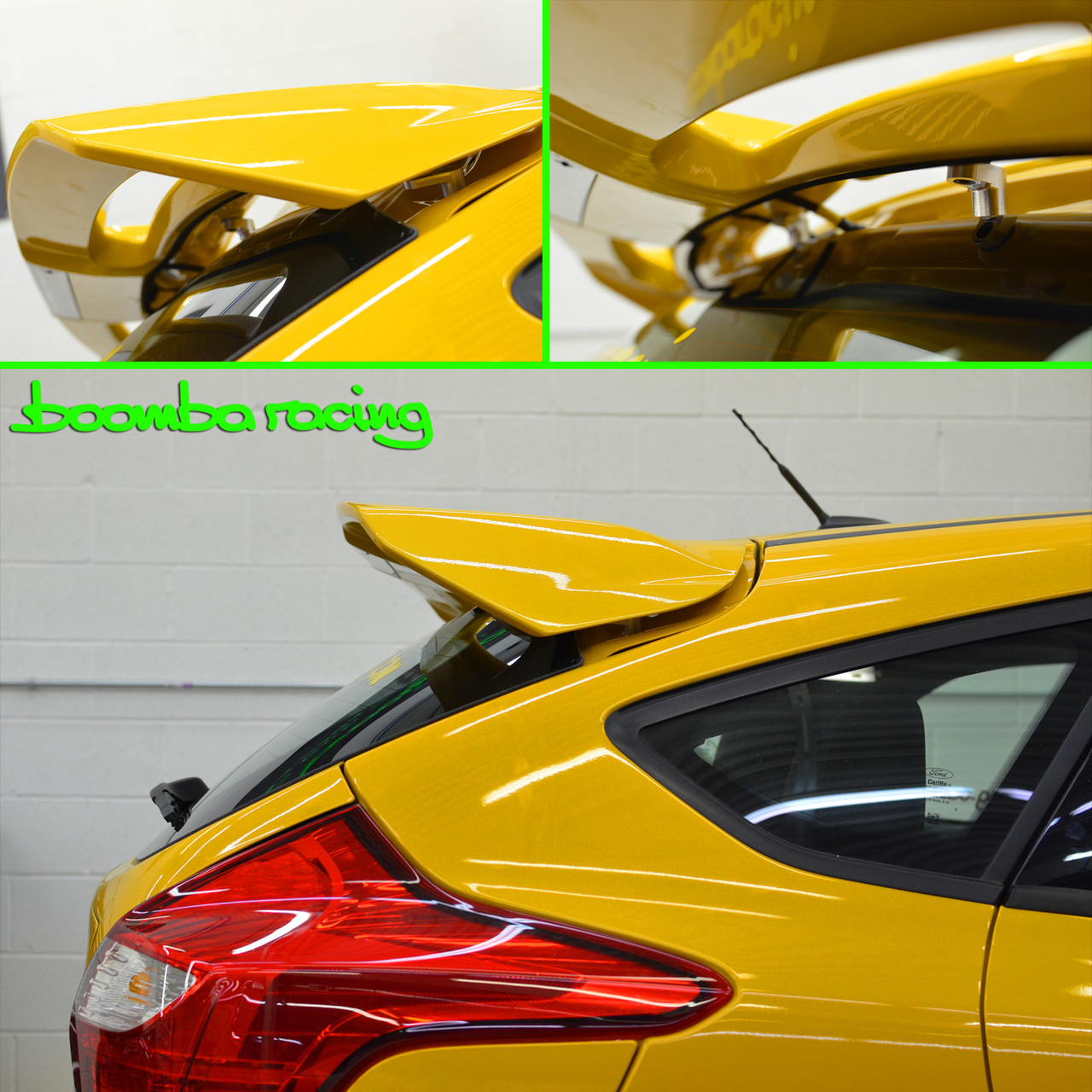 FOCUS ST/RS Wing Risers