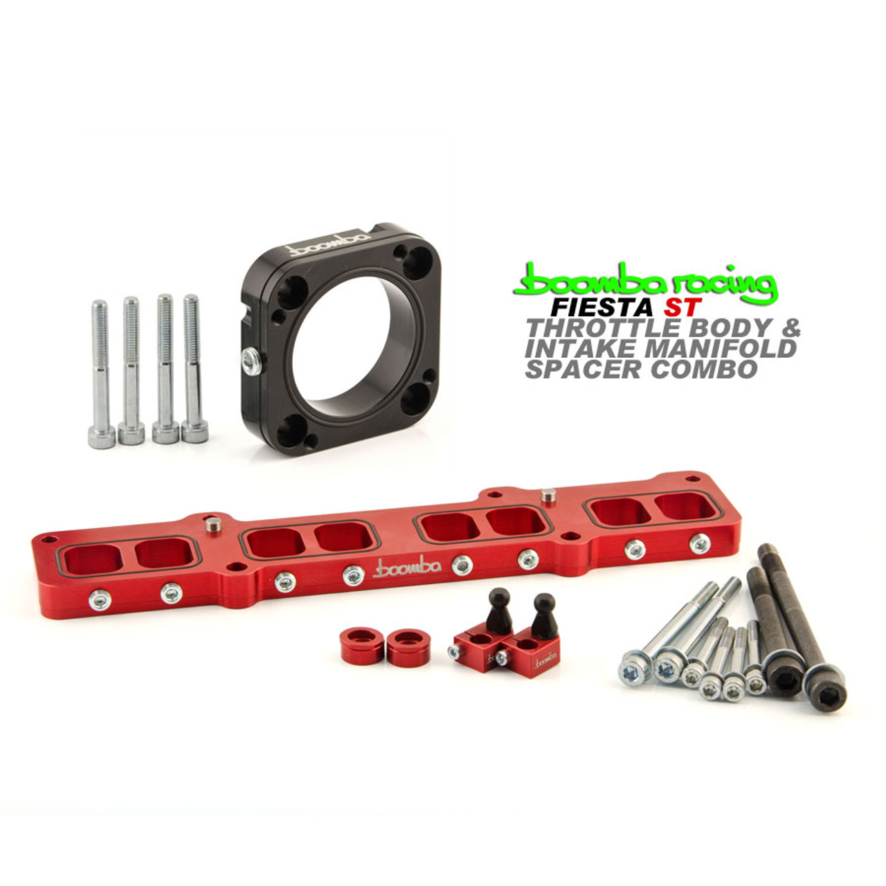 FORD 1.6L EB INTAKE AND TB SPACER KIT
