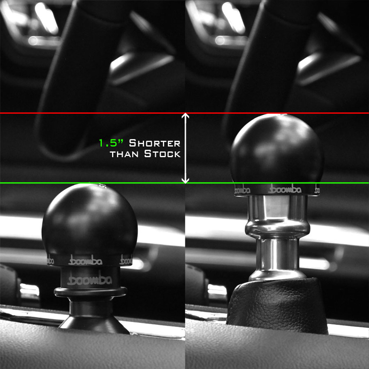 2015-2017 Ford Mustang Short Throw Shifter