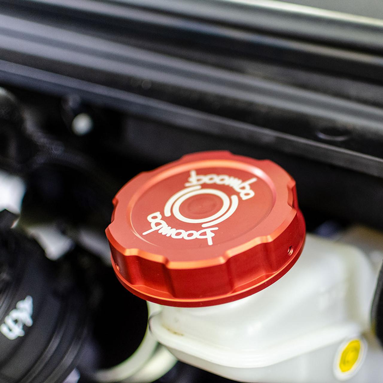 Veloster/Elantra/Forte Brake Master Cylinder Cap Cover