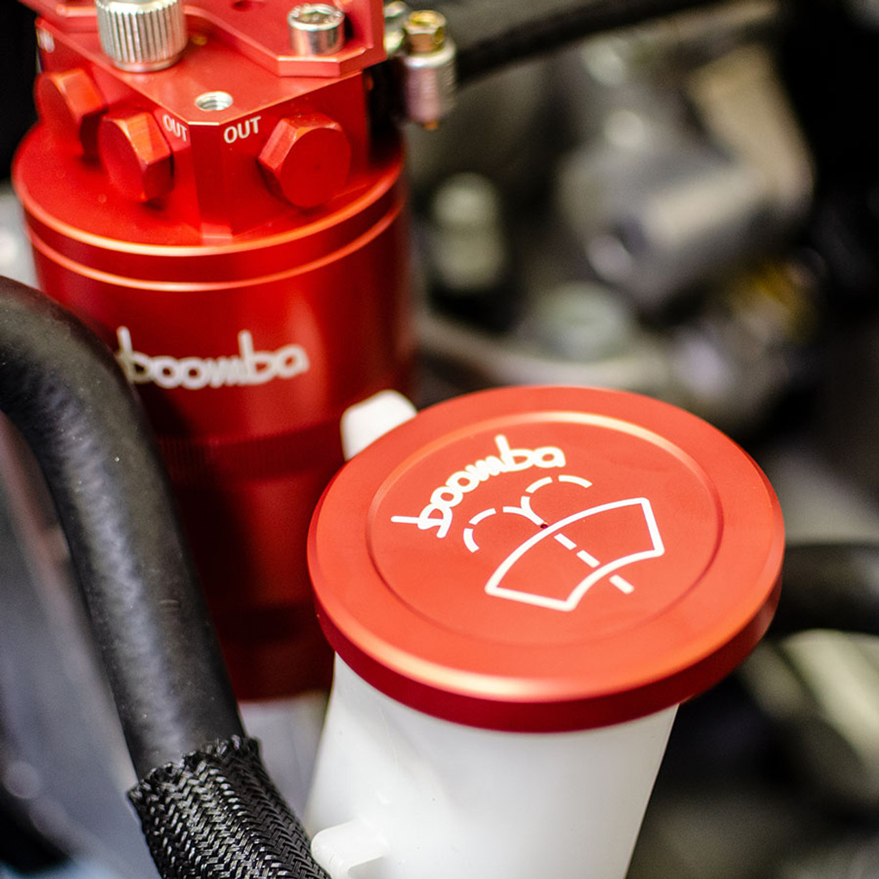 Veloster N/19+ Washer Fluid Reservoir Cap