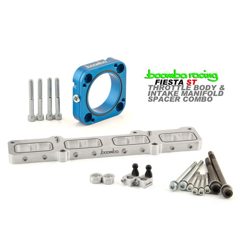 Fiesta ST Intake Manifold and Throttle Body Spacer Combo