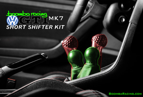 MK7 Volkswagen GTI / Golf R Quick Shift Kit