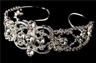 Vintage Fashion Cuff Wedding Bridal Prom Bracelet WB8307