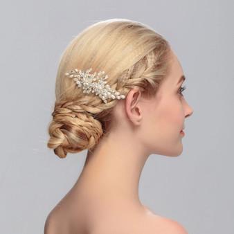 Freshwater Pearl Wedding Hair Comb