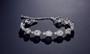 CZ Bridesmaid Bracelet in Silver