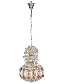 Al Masah Crystal Chandelier - CHA00763 - JD-8334/D400 H620 L13 GOLD