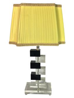 Al Masah Crystal Table Lamp -TAB00051