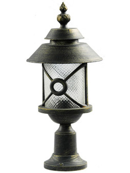 Al Masah Crystal Garden Lamp - OUT00129