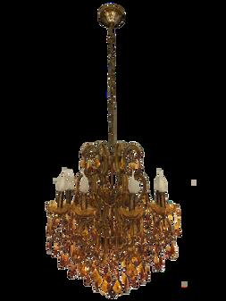 Al Masah Crystal Chandelier - CHA00311 - 8007-8