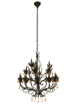 Al Masah Crystal Chandelier - CHA00684 - S-501187-21