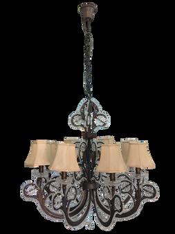 Al Masah Crystal Chandelier - CHA00704 - YD-V-1133D/D100 H95,L8