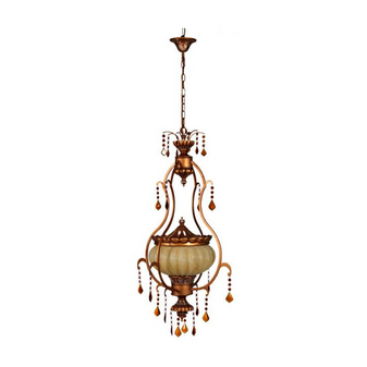 Al Masah Crystal Antique Chandelier - CHA00991