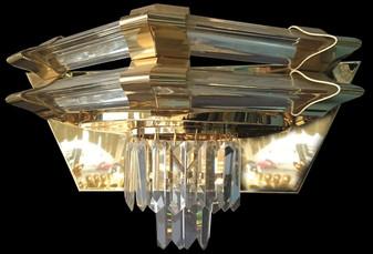Al Masah Crystal Wall Light - WAL00140